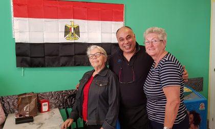 Mondiali di calcio Aicurzio tifa Egitto
