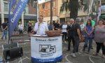 Elezioni comunali 2018 | A Seregno in piazza Segni l'ultima sfida fra i due candidati sindaco e Matteo Salvini  VIDEO