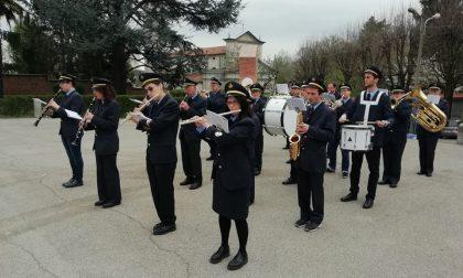 Concerto speciale per la  banda di Verano
