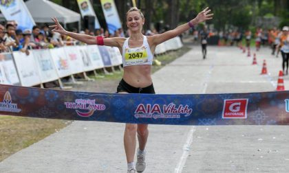 Giussanese vince la maratona di Phuket