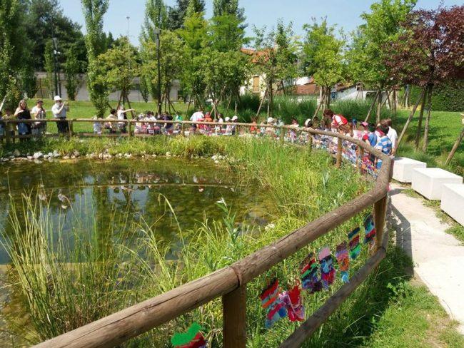 parco della pace verano