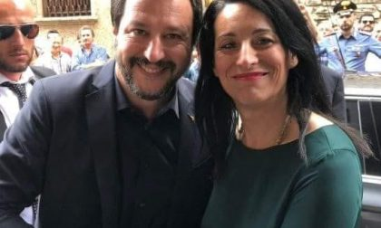 Elezioni Seregno | Il ministro Salvini saluta il candidato del centrodestra FOTO
