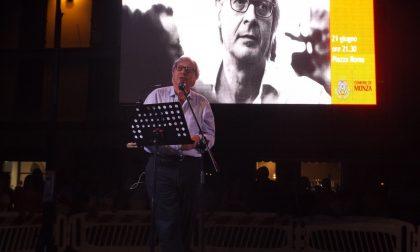 Vittorio chiama e Monza risponde: folla in Arengario