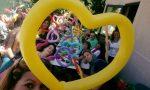 I volontari Abio alle prese… con i palloncini FOTO VIDEO