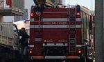 Pompieri a Tregasio soccorsa una donna (FOTO)