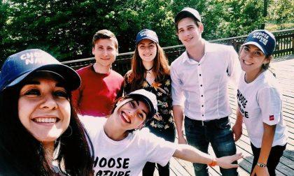 Venti giovani comunicatori per aiutare la tutela della natura
