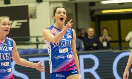 Vero Volley, rescissione del contratto con capitan Ortolani