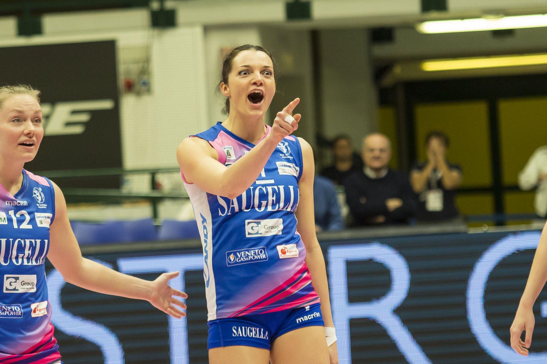 Serena Ortolani Vero Volley Monza