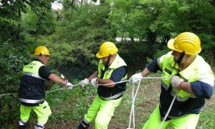 Protezione civile: esercitazione per 350 volontari