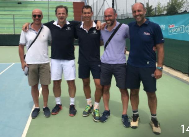 Circolo tennis Giussano