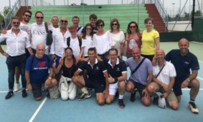 Festa al Circolo del Tennis Giussano