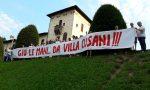 Elezioni comunali 2018 | Flash mob: Giù le mani da villa Cusani