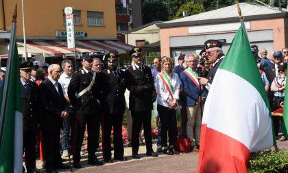 Meda conferisce la cittadinanza onoraria all'Arma dei Carabinieri