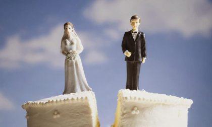 E' Carate il comune dove si divorzia di più