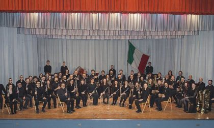 A Triuggio il concerto della Santa Cecilia in Villa Jacini