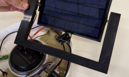 I ragazzi dell'Einstein realizzano un inseguitore solare