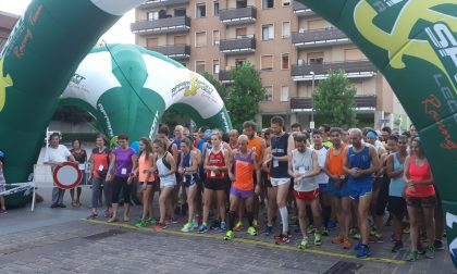 Grande successo per la Stravillasanta by night FOTO