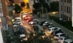 Maxi ingorgo in via Leopardi per la StraVillasanta VIDEO