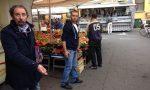 Il mercato resta in piazza Castellana