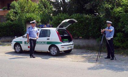 Sicurezza stradale, maxi operazione della Polizia locale