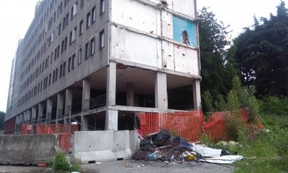 Demolizione casa Aler, arriva in visita Fontana