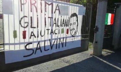 Profughi a Briosco: al picchetto dei residenti anche Monti e Corbetta