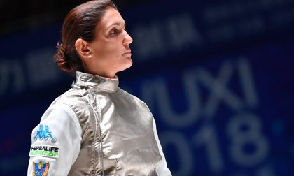 Covid, positiva la campionessa Arianna Errigo