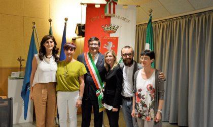 A Nova Milanese Fabrizio Pagani debutta con una Giunta quasi tutta rosa