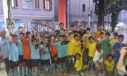La squadra Under 11 di Robbiano vince un altro torneo