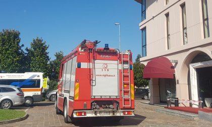 Tragedia a Paina, uomo trovato morto in albergo