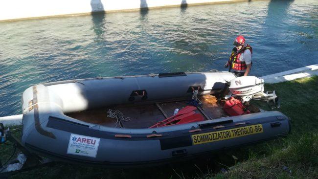Tragedia nell&#8217&#x3B;Adda, giovane muore annegato