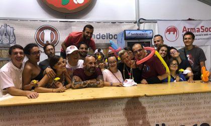 Associazione Stefania sbarca al Pizza Festival di Lentate