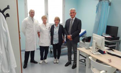 Nuovo ambulatorio di Pneumologia all'ospedale di Desio
