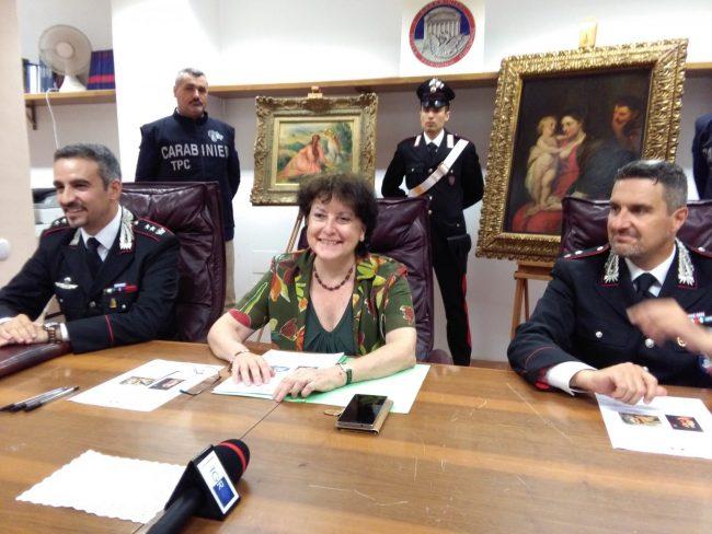Recuperati i dipinti di Renoir e Rubens rubati a Monza &#8211&#x3B; VIDEO
