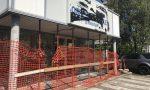 I vandali distruggono anche la recinzione anti… vandali GALLERY