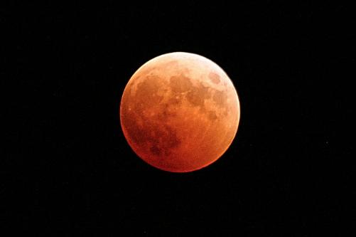 I cinque luoghi più romantici in cui vedere l'eclissi totale di Luna