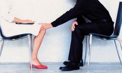 Molestie sessuali sul lavoro: in 30 chiedono aiuto alla Cisl Lecco Brianza