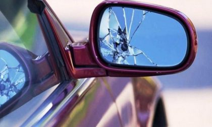 Truffa dello specchietto, diversi veicoli sospetti si aggirano per Trezzo sull'Adda