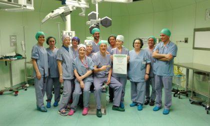 Breast Unit Asst Monza eccellenza italiana