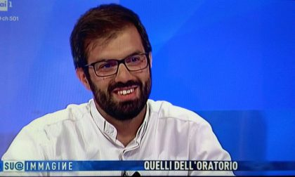 Oratori lissonesi superstar: don Matteo protagonista su Rai1