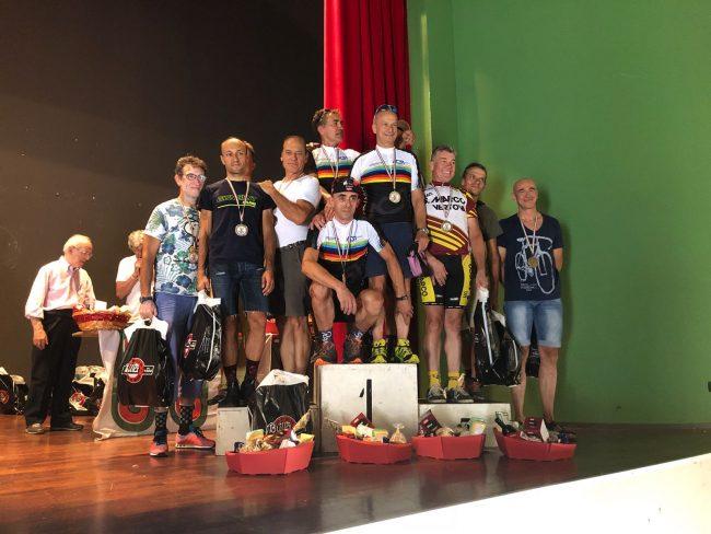 Ciclismo a squadre argento mondiale per Ricciutelli di Capriate e il suo team
