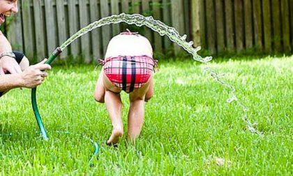 """Pomeriggio di divertimento con la """"Festa dell'acqua"""" di Carnate"""