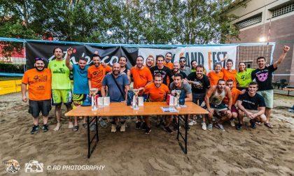Un successo il torneo di beach volley di Carnate FOTO