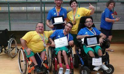 Ciro è campione italiano di boccia paralimpica