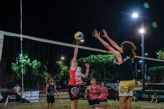 Notte di sport a Vimercate