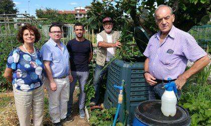 Novità per gli ortisti, il compost arriva in via Oslavia