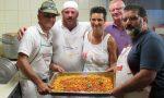 Pastasciutta resistente in piazza a Cesano