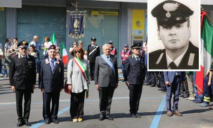 Ucciso dalle Br: Lissone ricorda il maresciallo Valerio Renzi