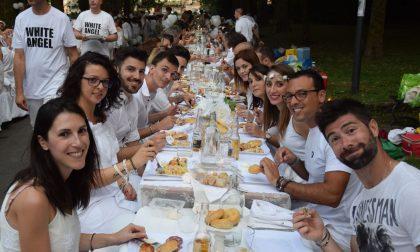 Cena in bianco, iscrizioni aperte per sabato