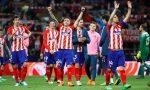 L'Atletico Madrid sbarca in Brianza